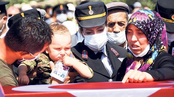 'Bizde asker bitmez'