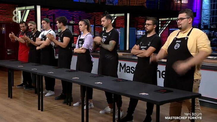 MasterChef'te üçüncü takım oyununu kim kazandı? MasterChef'te 5. ve 6. eleme adayları kim oldu? İşte eleme adayları...