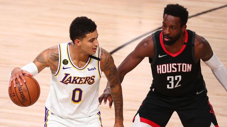 NBA'de Los Angeles Lakers, Batı Konferansı finaline çıktı