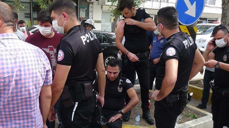Adıyaman'da yunus ekibi kaza yaptı! 2 polis yaralandı