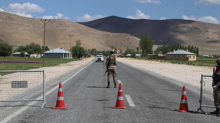 Son dakika... Çankırı'da bir köy daha karantinaya alındı!