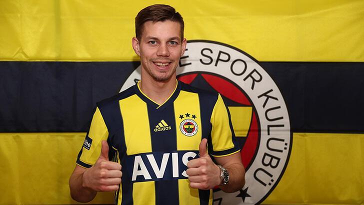 Son dakika | Fenerbahçe, Miha Zajc'ı Genoa'ya kiraladı!