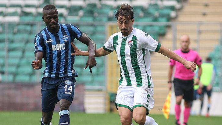 Bursaspor - Adana Demirspor: 1-3