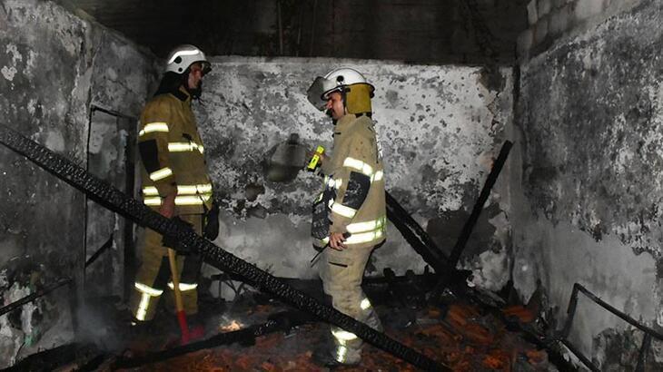 İzmir'de kabus evi! Olaydan bir saat sonra evi yandı