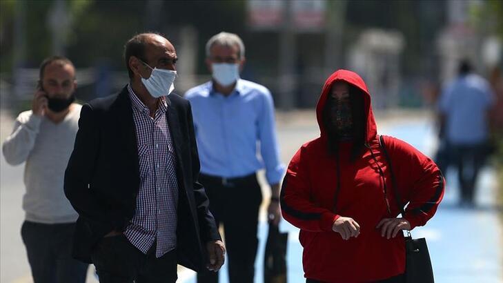 Gaziantep'te 1603 kişiye 'koronavirüs' cezası