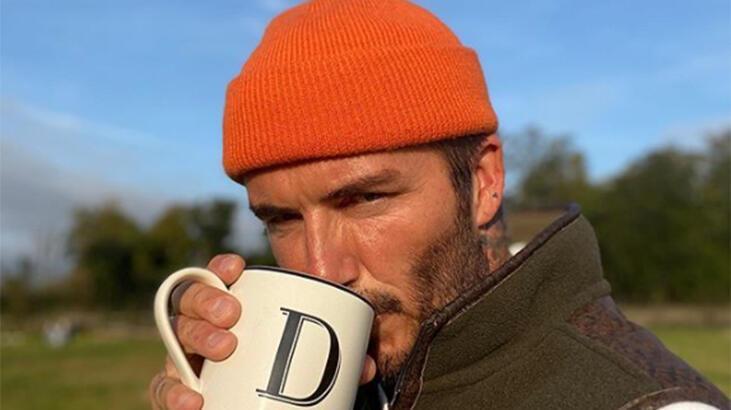 David Beckham kışa hazır