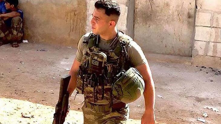 Samsun'a izine gelen uzman çavuş kazada hayatını kaybetti