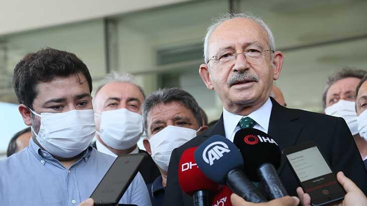 Kemal Kılıçdaroğlu, Muhittin Böcek'in son durumunu açıkladı
