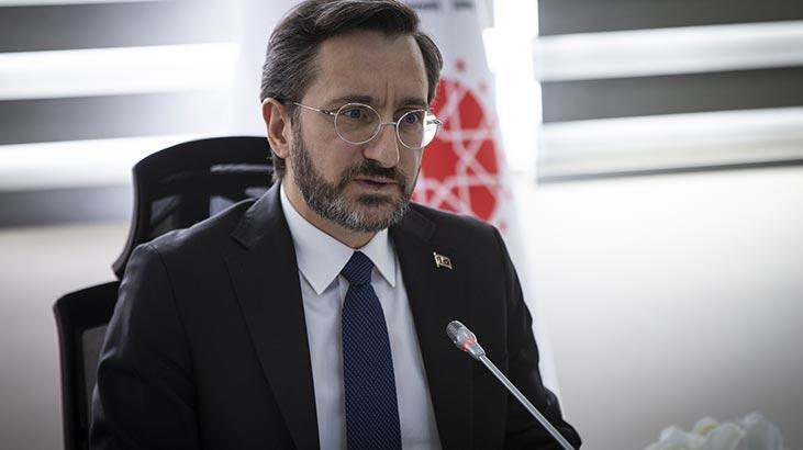 İletişim Başkanı Altun, Kızılay'a yapılan saldırıyı lanetledi