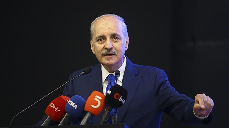 AK Parti Genel Başkanvekili Kurtulmuş El Bab ve Afrin'deki terör saldırısını kınadı