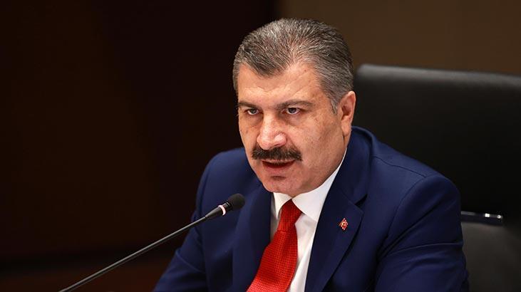 Son dakika haberi... Sağlık Bakanı Koca'dan MHP lideri Bahçeli'ye teşekkür
