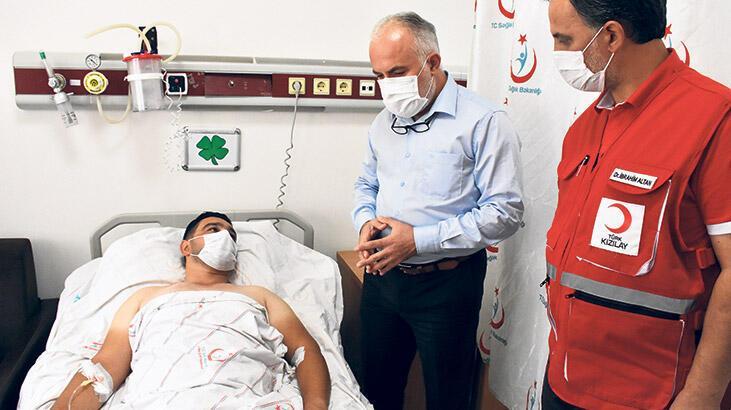 Suriye'de hain saldırı: 1 şehit, 2 yaralı