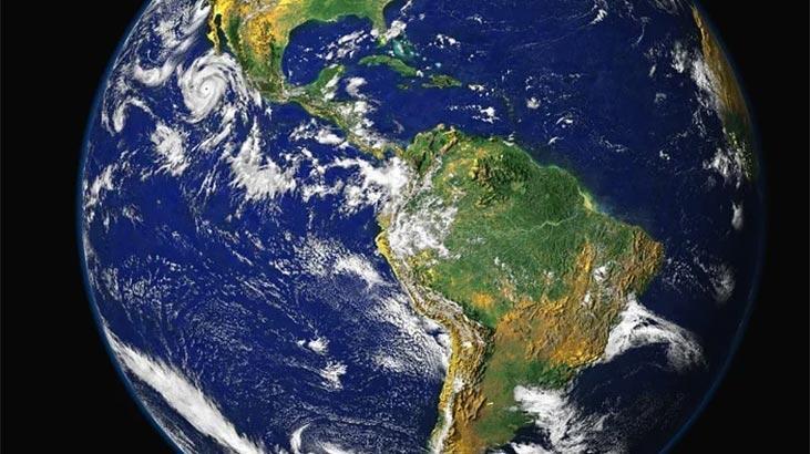 Dünya Haritası (Siyasi): Yüksek Çözününürlüklü, Büyük Ve Renkli Dünya Siyasi Haritası