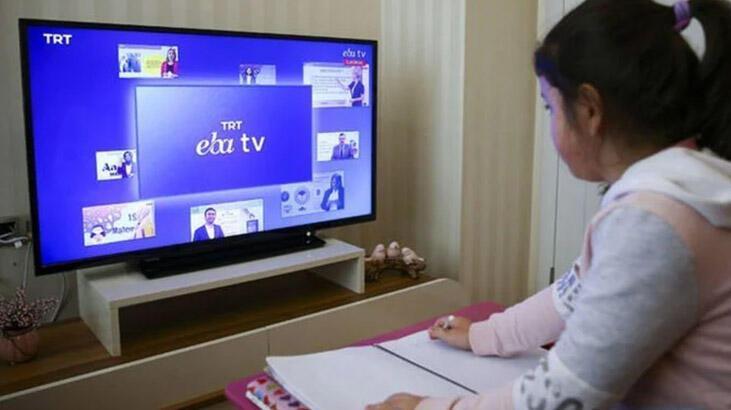 EBA TV - TRT canlı yayın ders takibi izle: Bugün hangi dersler var? (15 Eylül 2020)