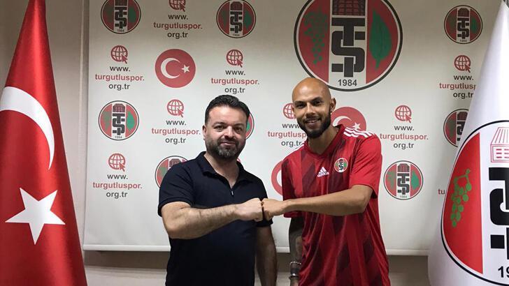Transfer Haberleri | Turgutluspor'da son takviye Süleyman