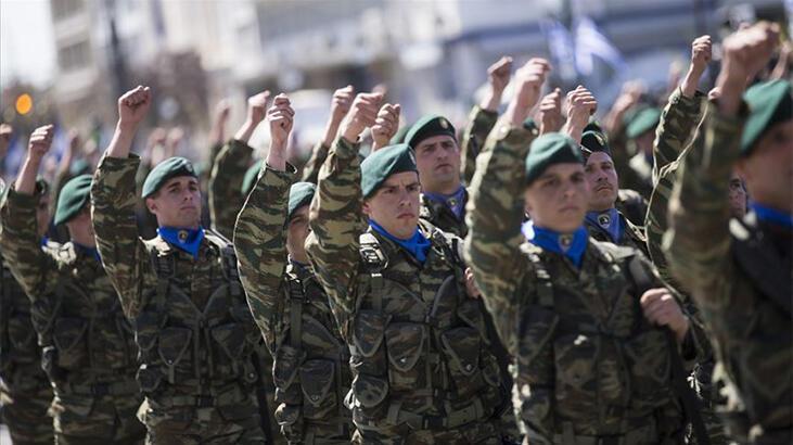 Yunanistan'ın Türkiye korkusu! Dikkat çeken asker hamlesi
