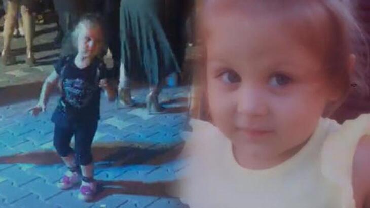 Bamya yedikten sonra ölen minik Alya'dan geriye bu görüntüleri kaldı