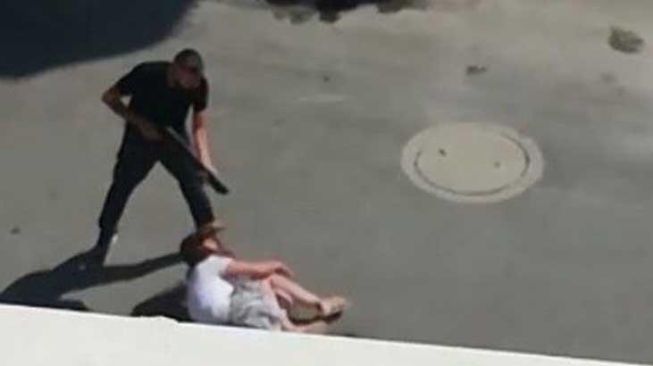Eski eşini sokak ortasında vuran sanık pes dedirtti