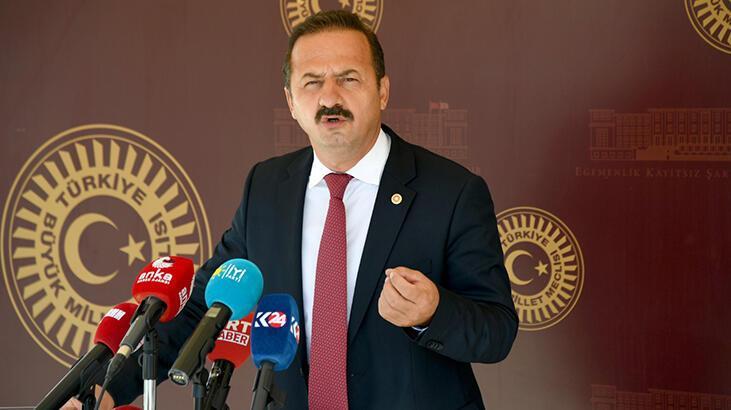 İYİ Partili Ağıralioğlu: Ege'de, Akdeniz'de bir adım geri atmamalıyız