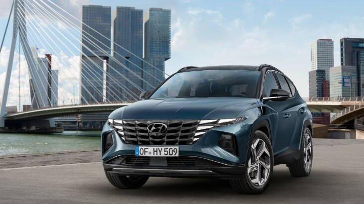 Yeni Hyundai Tucson tanıtıldı!