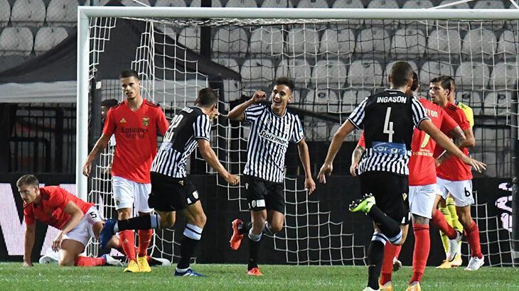PAOK, Dinamo Kiev ve Gent  play-off turuna yükseldi