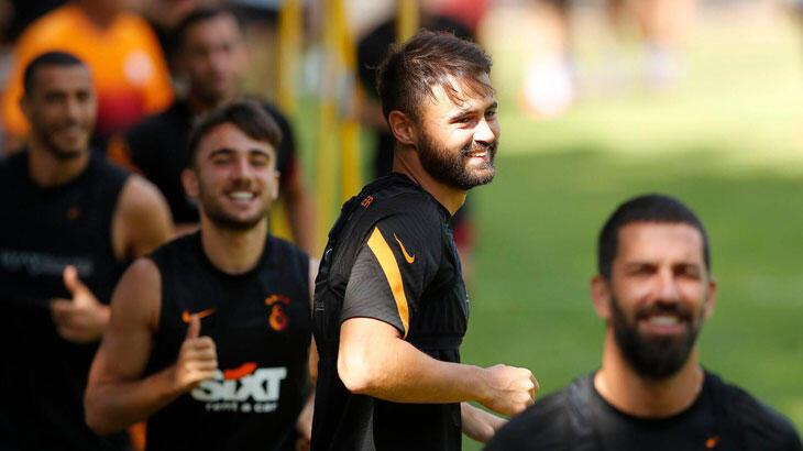 Son dakika - İşte Galatasaray'ın Neftçi Bakü kadrosu!