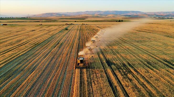 Bazı araziler üretime kazandırılıyor