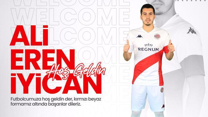 Antalyaspor'dan iki transfer birden!