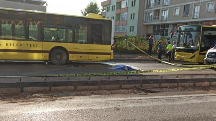 Bursa'da korkunç olay! Annesinin gözleri önünde can verdi