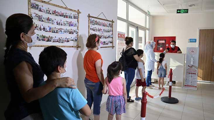Bakan Kasapoğlu: 345 Gençlik Merkezimizi 'EBA erişim noktaları' olarak hizmete sunduk