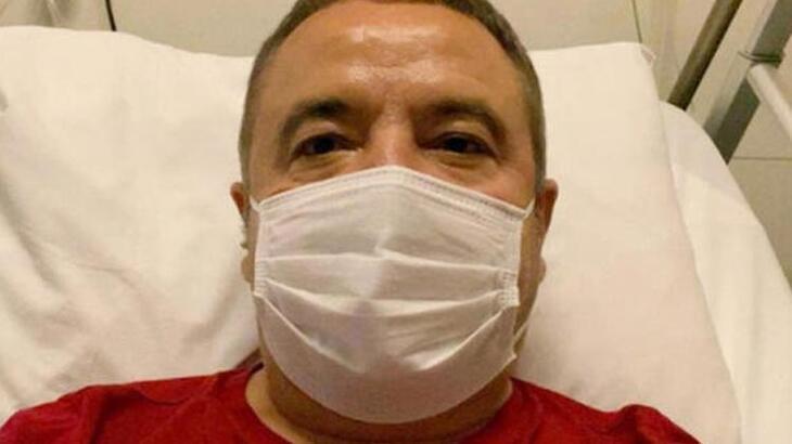 Son dakika... Koronavirüs tedavisi gören Muhittin Böcek'in sağlık durumu stabil!