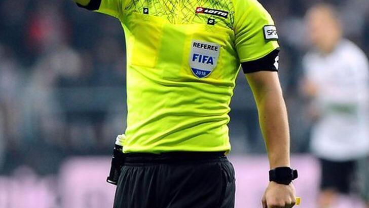 TFF 1. Lig'de 2. haftanın hakemleri açıklandı