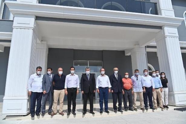 Yağlı Tohumlar Araştırma Enstitüsü yeni hizmet binasında