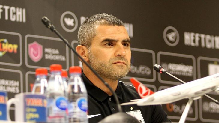 Neftçi Teknik Direktörü Füzuli Memmedov: Kime karşı oynayacağımızı çok iyi biliyoruz