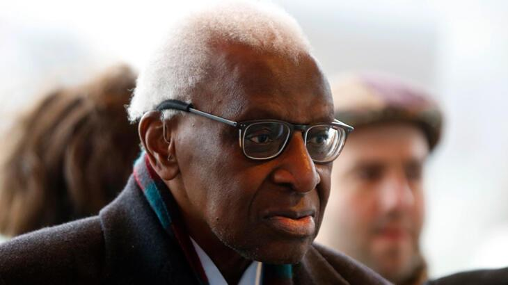 Eski IAAF Başkanı Diack'a yolsuzluktan hapis cezası