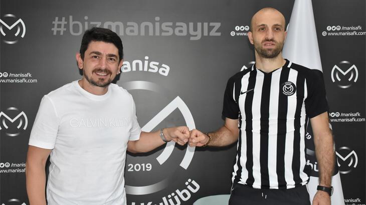 Manisa FK'da Mehmet Güven imzayı attı