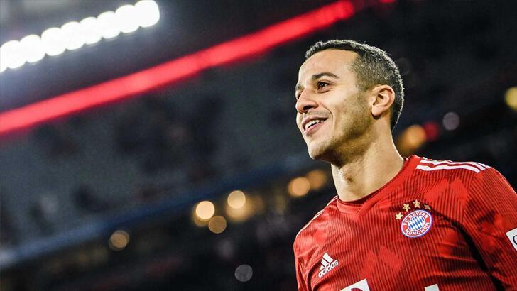 Transfer Haberleri | Liverpool Thiago Alcantara transferini bitirdi!