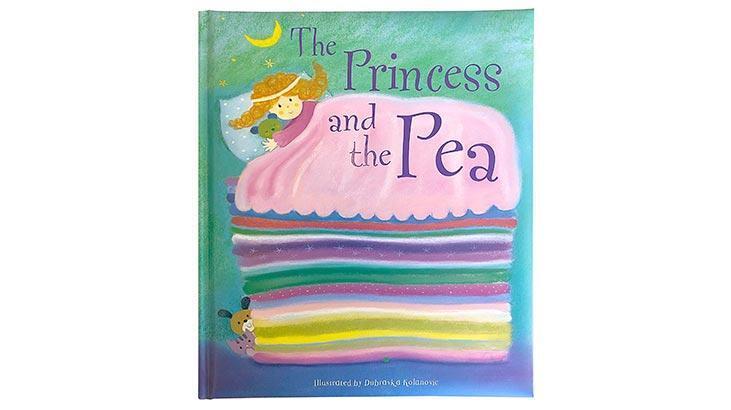 Prenses ve Bezelye Tanesi Masalı Oku: Çok eski zamanlarda...