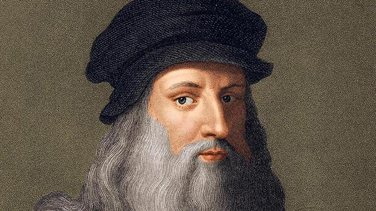 Leonardo da Vinci hakkında 10 gerçek