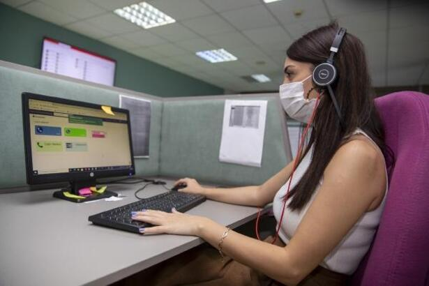 Mersinliler için yeni çağrı merkezi sistemi