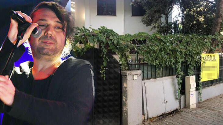 Halil Sezai'nin villası kiralığa çıkarıldı!