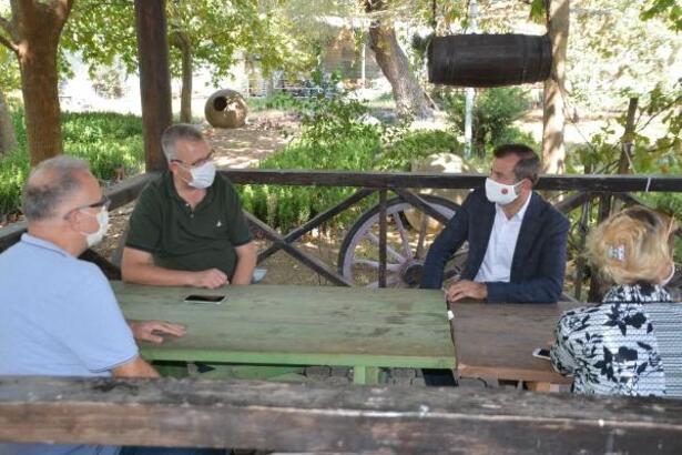 Karacabey, çim üretiminde de Türkiye'ye model oluyor