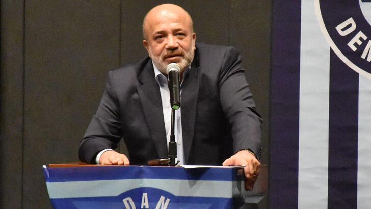 Adana Demirspor'da Murat Sancak yeniden başkan seçildi
