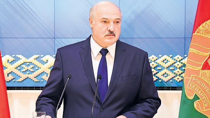 Lukaşenko da ABD'yi suçladı