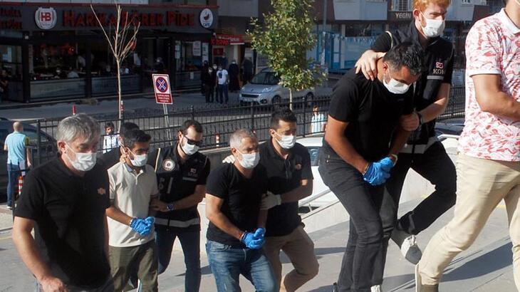 Çerkezköy Belediyesi'ni zarara uğratan şüpheliler gözaltına alındı!