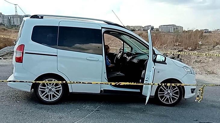 Büyükçekmece'de bir kişi araç içerisinde ölü bulundu
