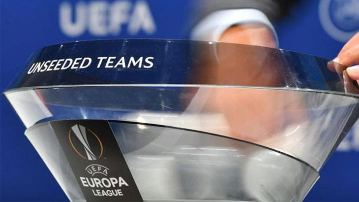 Son dakika | UEFA Avrupa Ligi'nde Galatasaray, Beşiktaş ve  Alanyaspor'un rakipleri belli oldu!