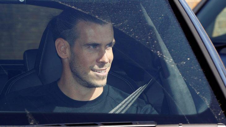 Gareth Bale, Tottenham için İngiltere'de!