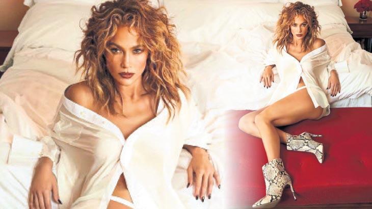 Jennifer Lopez kuralları yıktı!