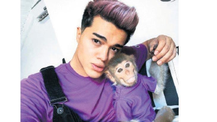 Maymun olayında adli kontrol kararı